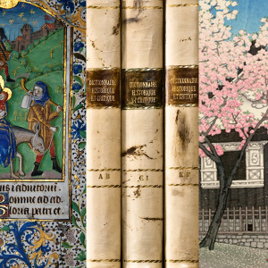 Rare Books LA Fair: National Parks, Hugh Hefner's Library and More