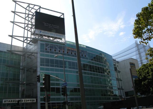 Aroma Wilshire Center