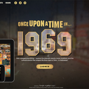 Transport Yourself To 1969 With This AR Experience For