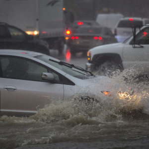 Are LA Drivers Really That Bad At Driving In The Rain?