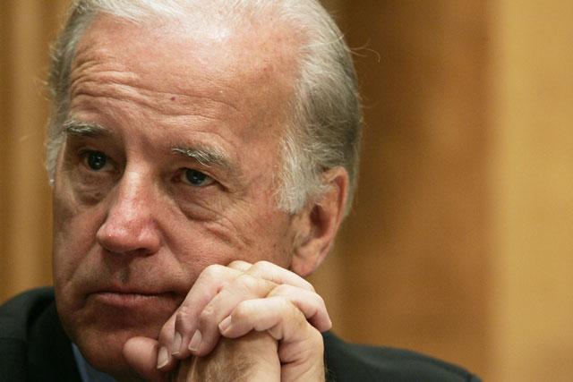 Sen. Joe Biden is Barack Obama's Vice President running mate