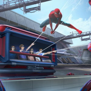 Everything We Know About The Marvel Land At Disneyland's California Adventure Opening Next Year