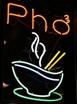 Pho 4000 Sign