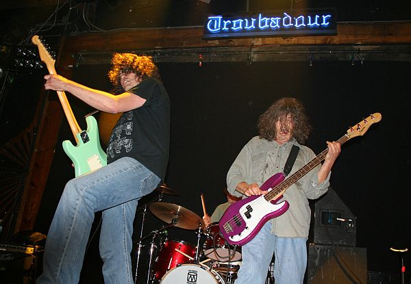 Meat Puppets at the Troubadour