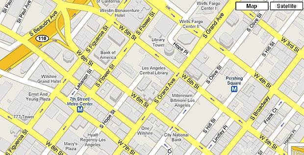 New Google Maps Upgrade Proves LA Has a Subway: LAist on software upgrade, netflix upgrade, chrome for internet explorer upgrade, sap upgrade,