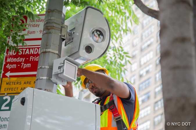 Speed Cameras In LA? A New Bill Would Allow CA Cities To Explore The Technology