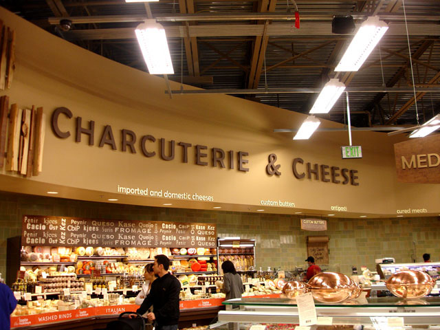 Whole Foods Charcuterie