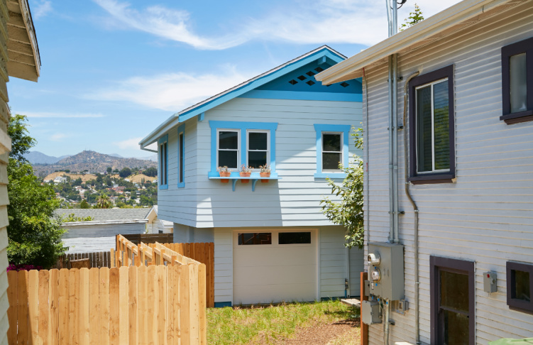 Is The Answer To LA's Housing Crisis In Your Back Yard?: LAist