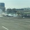 Small Plane Lands On 405 Freeway Short Of John Wayne Airport Runway [Updated]