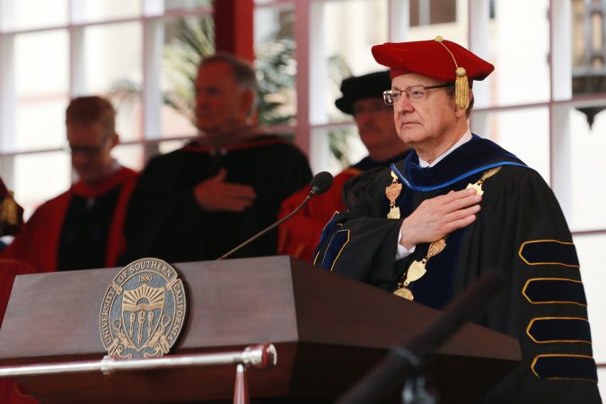 USC President Resigns After Scandal, On Scandal, On Scandal. Here's What Happened