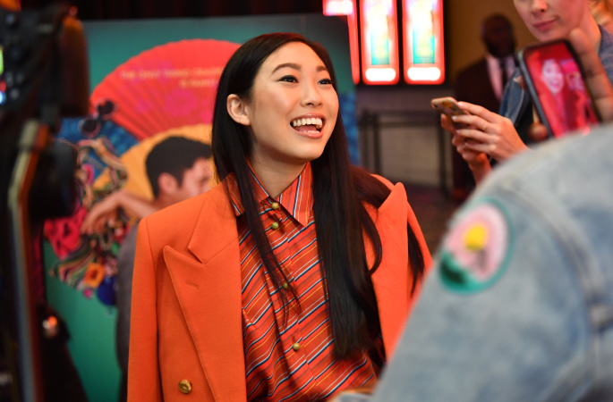 Awkwafina Has Her Moment In 'Crazy Rich Asians' -- She Told Us How She Started On YouTube