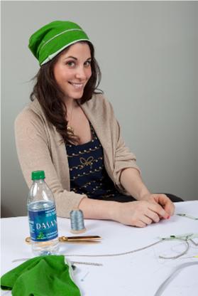 Erica Domesek Green Cap.jpg