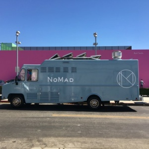 Roy Choi Is Bringing A Chicken Dumpling Burger To The New NoMad Truck