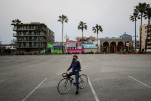 No One Will Tell Us Why LA's Beach Bike Paths Are Closed