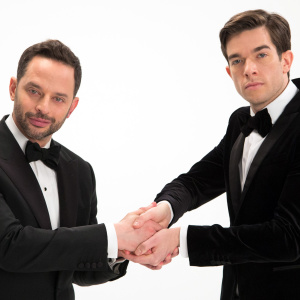 'My Dinner With Andre' Is Now My Dinner With John Mulaney & Nick Kroll In Staged Reading