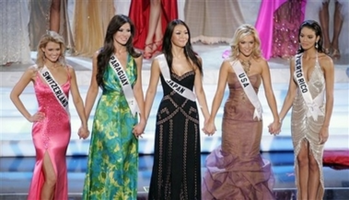 Miss Puerto Rico becomes Miss Universe then Faints: LAist