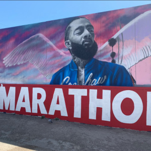 Here's What Happened Inside Nipsey Hussle's Memorial At Staples Center