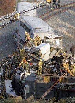 metrolink crash chatsworth
