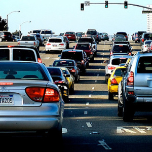 Breaking News: People in Los Angeles Drive a Lot