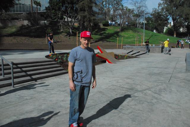 rob dyrdek skateboard