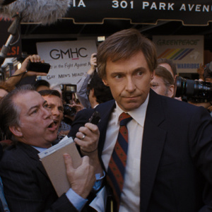 Hugh Jackman And Jason Reitman Talk Media, Authenticity And Gary Hart's 'Superpower'