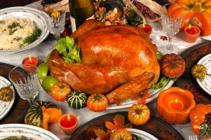 It's A Round Robin Thanksgiving For One Family Trying To Stay Safe During Covid