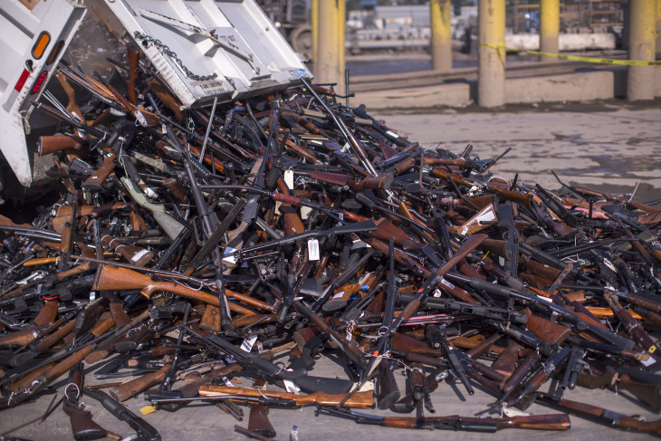 How Do California's Strict Gun Laws Differ From Federal Law?