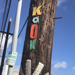 Dear LAist: What's Up With All Those KOOK Signs?