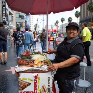 LA's Street Vendors Are Legal Now, But Will They Be Able To Afford It?