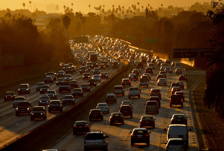 It's Not Just You, LA's Freeways Have Gotten Slower Since