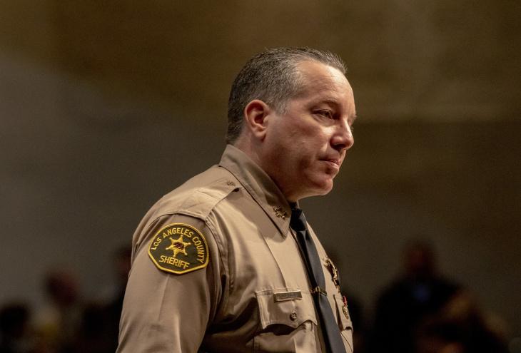 Civilian Watchdog Group Says Sheriff Villanueva has 'Turned Back The Clock On Reforms'