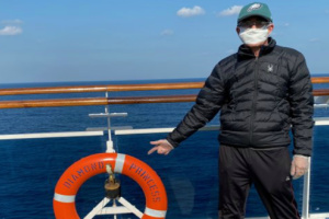 He Booked a 60th Birthday Cruise For His Wife -- And They Ended Up In Quarantine