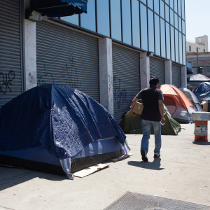 LA's Rules About Where Homeless People Are Allowed To Sit And Sleep Could Get Even More Complicated