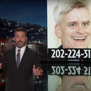 Watch Jimmy Kimmel Excoriate 'Scam' Republican Health Care Bill That Fails 'Jimmy Kimmel Test'