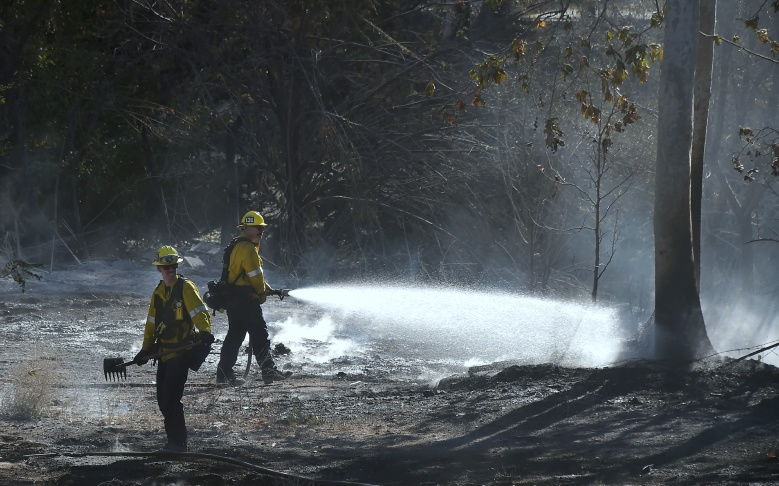 Woolsey Fire: Body Found In Burn Zone; More Evacuations Lifted In Malibu, Agoura