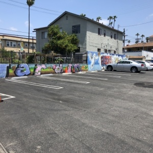 LA County Opens Another Parking Lot For Homeless People To Sleep Safely In Their Cars