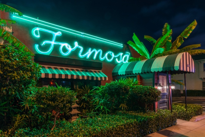 Everything We Know About The Formosa Cafe's Origin Is Probably Wrong