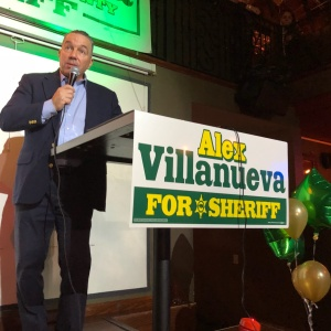 LA Sheriff-Elect Starts To 'Clean House' Even Before He Takes Office