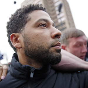 Here's What Jussie Smollett Told Us About Racial Reparations, Last Year