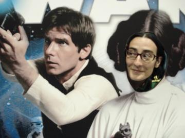 Harrison Ford +  Cecil = Love