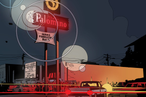 The Plan To Bring North Hollywood's 'Palomino' Country Music Club Back To Life -- In Comic Form