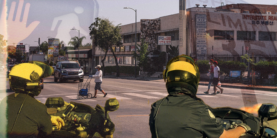 Do We Need Police To Curb LA's Traffic Violence? Some Cities Are Saving Lives Without Them