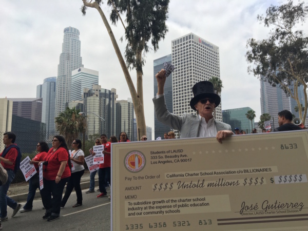 Could LAUSD Seriously Be Taken Over For Overspending?