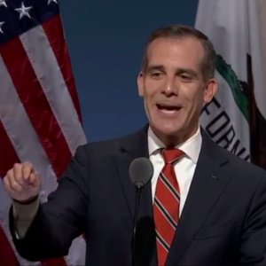 We Fact Check Garcetti's Speech On The State Of LA: Schools, Homelessness, Climate Change And More