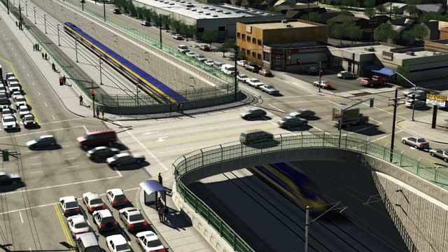 California High Speed Rail Route Determined