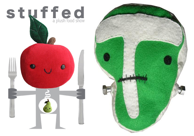 Stuffed: A Plush Food Show