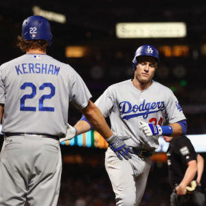 Dodgers Earn Fifth Consecutive NL West Title And Head To Playoffs After Win Against The Giants