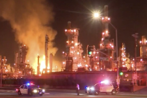Carson Refinery Fire: What We Know So Far And What It May Mean For Gas Prices