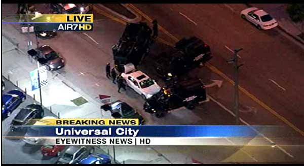 Chris Brown Car Chase? LAPD Says 'No': LAist