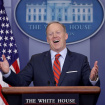 Sean Spicer To Appear On 'Jimmy Kimmel Live' Because He's Apparently Incapable Of Saying 'No' To On-Camera Humiliation